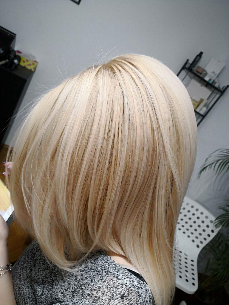 light blonde hair ksister's salon
